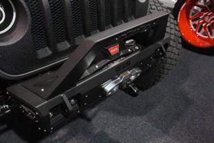 SEMA 2018: BODYGUARD RX-Series Jeep JL Bumper And Fender Flares