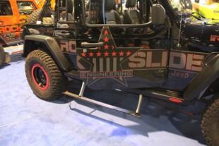 SEMA 2018: Rock Slide Engineering Jeep Bolt-Ons