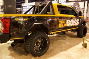 SEMA 2018: Mickey Thompson Showcases New Baja Boss Tires