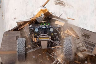 Video: Casey Currie And His 850HP Jeep Put The Hammerdown To Havasu