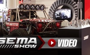 SEMA 2018: Off-road Racer Loren Healy Puts US Gears To The Test
