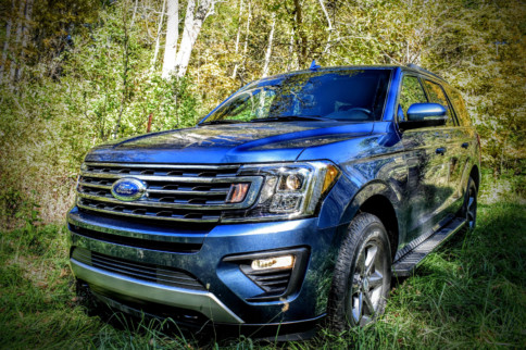 2018 Ford Expedition FX4 Review: Unassuming Off-Road Superstar