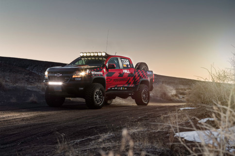 Ready To Rumble: Chevy Performance Rolls Out ZR2 Race Parts