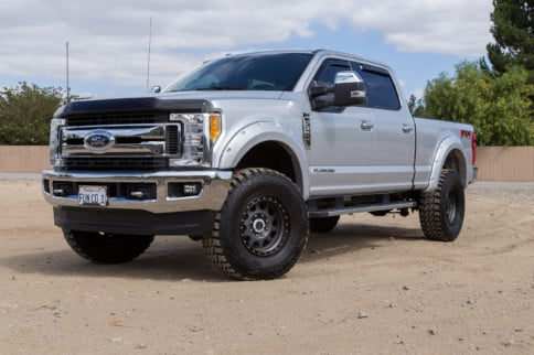 Protected: Installing EGR Accessories On A 2018 F-350