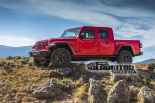Jeep 'Gladiator' Found Undisguised on FCA Media Website