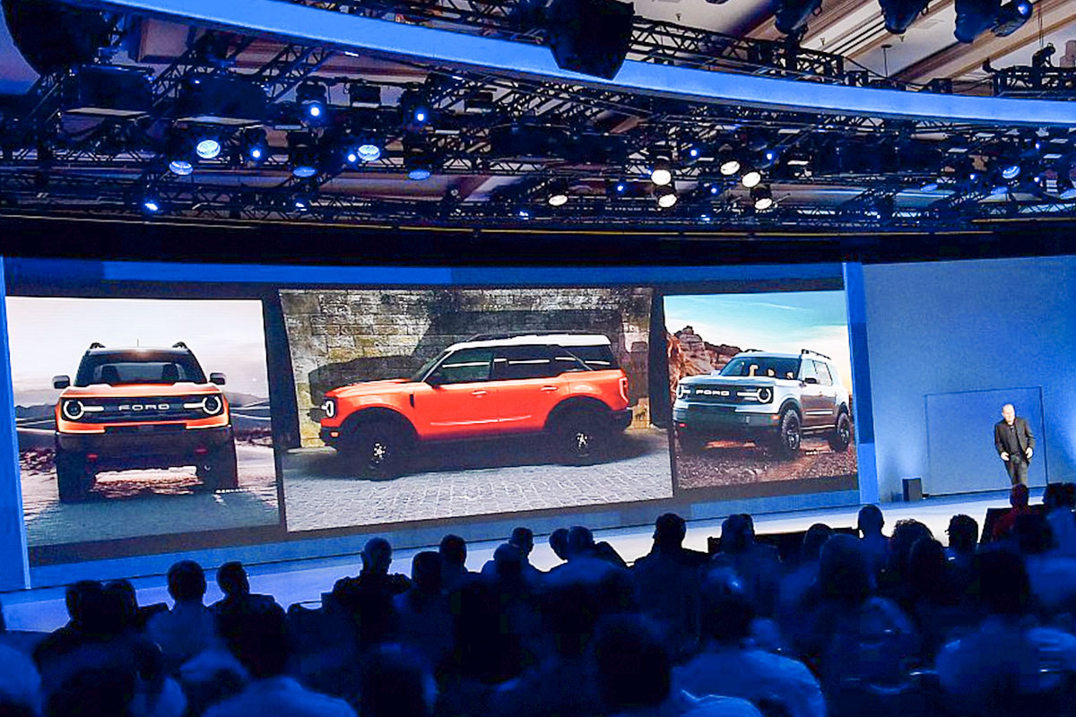 Leaked Images Show Possible 2020 Ford Mini Bronco