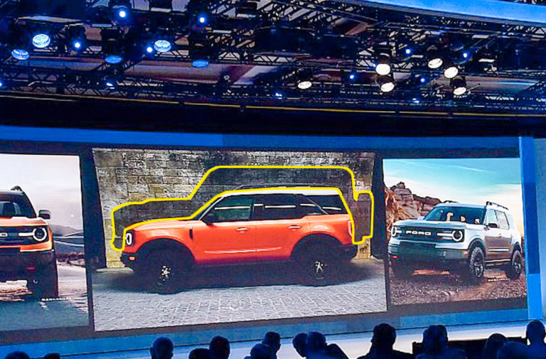 Leaked Images Show Possible 2020 Ford Mini-Bronco