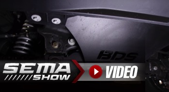 SEMA 2018: BDS Suspension Has The Parts For Chevy, Dodge, And Ford
