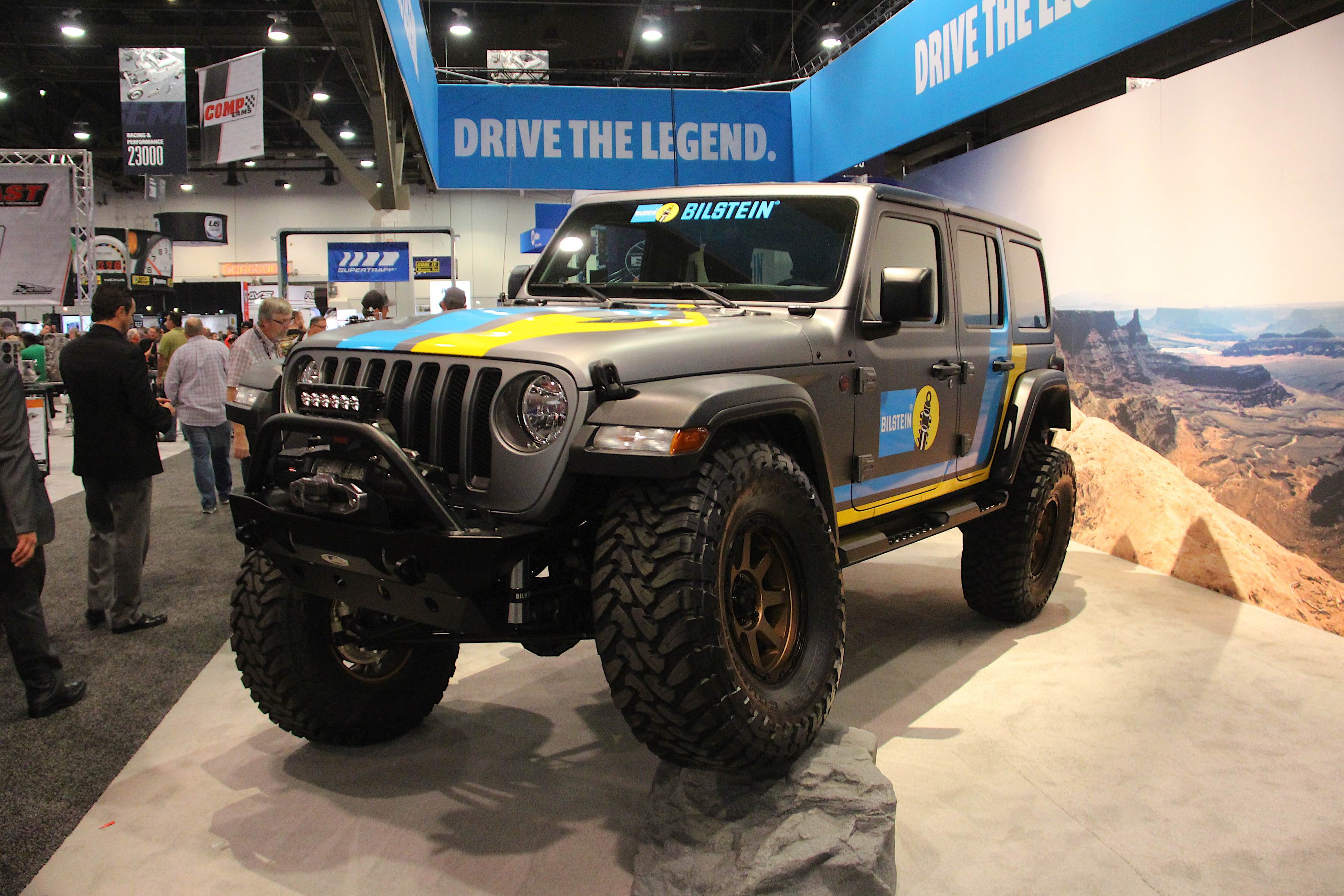 Sounds Of Silence Quieting The Interior A Jk With Boom Mat Cool Tech Jeep Wiring Harness Sema Coverage