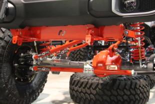 SEMA 2018: Currie Enterprises Offers RockJock Axles For JLs