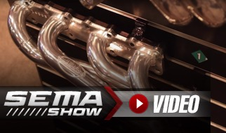 SEMA 2018: Doug's Headers And JBA Make CARB Legal Power