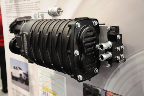 SEMA 2018: Edelbrock Introduces Several New Superchargers For 2018