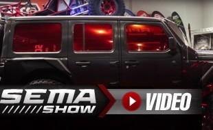 SEMA 2018: Fab Fours Line Of Accessories Transform The Jeep JL