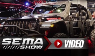 SEMA 2018: Fab Fours Makes Sure That The Jeep JL Stays Its Own