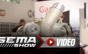 SEMA 2018: G25 Turbos Designed for 1.8 to 3.0L Engines