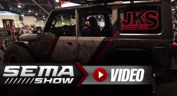 SEMA 2018: JKS Manufacturing Has The JL And JK Jeep Parts You Need