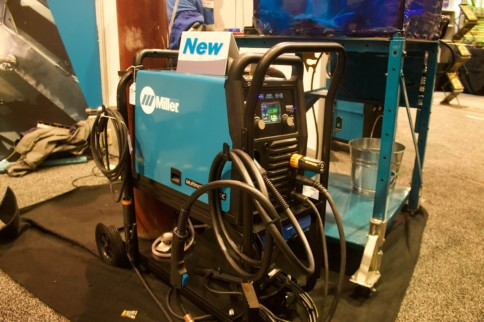 SEMA 2018: Miller Shows Off Its New Multimatic 220 AC/DC Welder