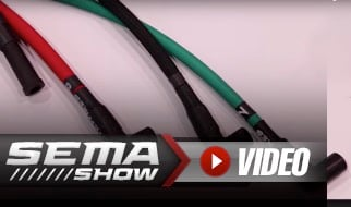 SEMA 2018: Performance Distributors Live Wire Plug Wires