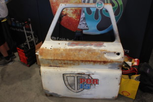 SEMA 2018: POR-15 Rust-Dissolving Solution Removes Rust Safely