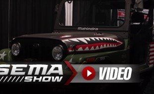 SEMA 2018: Roxor's P-40  Is A New Level Of Awesome