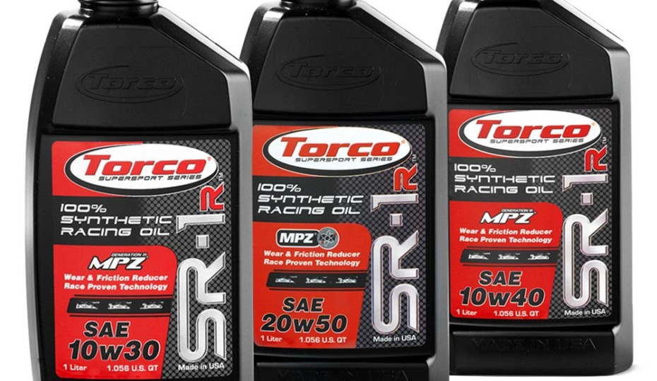 SEMA 2018: Torco SR-1 And SR-1R Oils Great Choices For Jeeps, Trucks