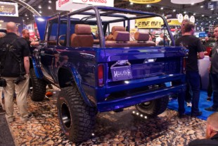 SEMA 2018: United Pacific Industries First-Gen Bronco Products