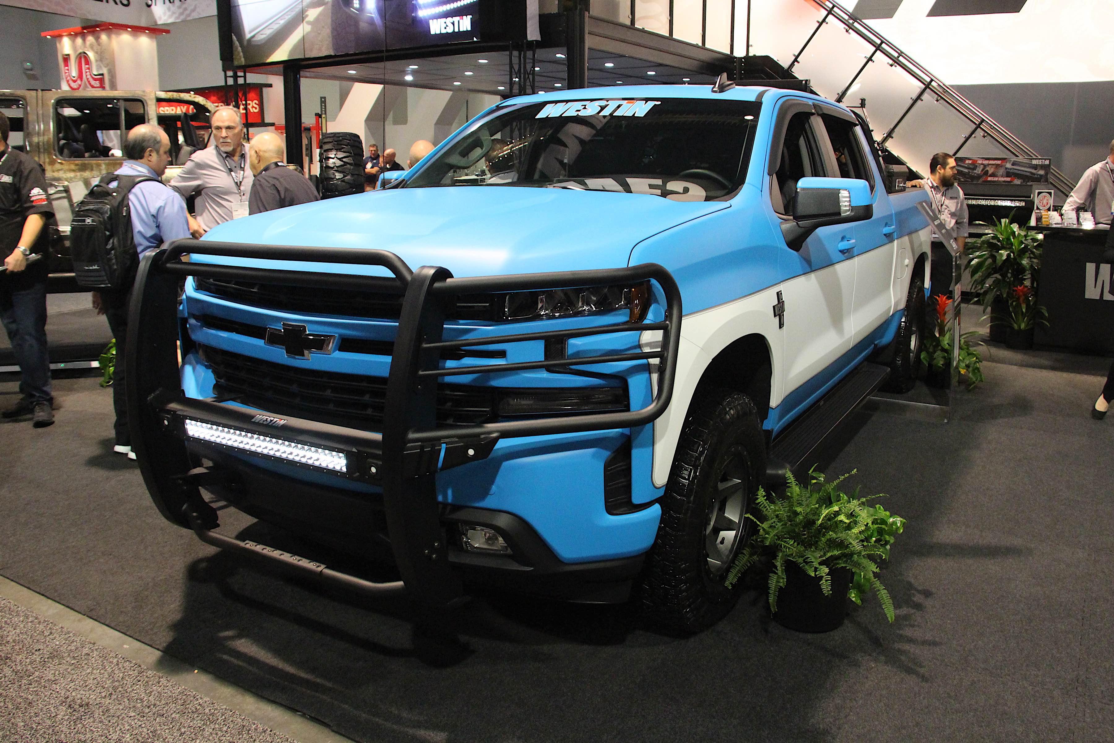 SEMA 2018: Westin Reveals New Bumpers For Trucks