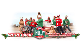 'Tis The Season For Happy Holley Days With Up To 20% Off At Holley!