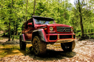 2018 Mercedes-Benz G550 4x4² Review: The 3.5-Ton German Sledgehammer