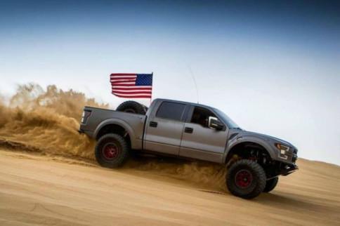 "American Trucks ""Bring The Noise"" Giveaway Ending Soon"