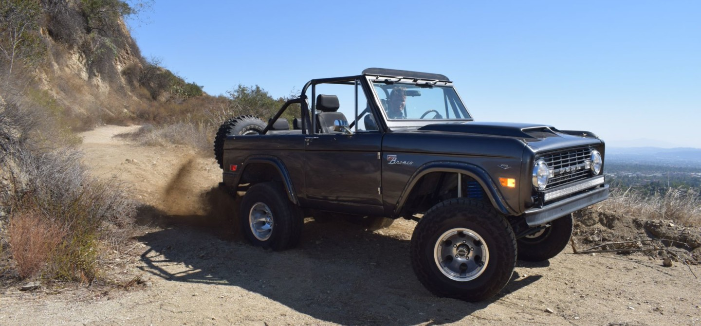 2d177f24259 Ford Johnson s 1967 Ford Bronco