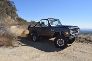 Ford Johnson's 1967 Ford Bronco
