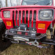 Freedom Fabworks Pentastar Engine Swap 1989 Jeep Wrangler