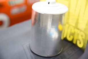 PRI 2018: Keep Your Oil Cool With DEI's Oil Filter Heat Shield