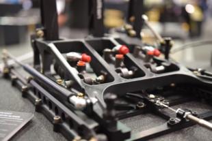 PRI 2018: Tilton Sliding Pedal Assembly And ABS Master Cylinder