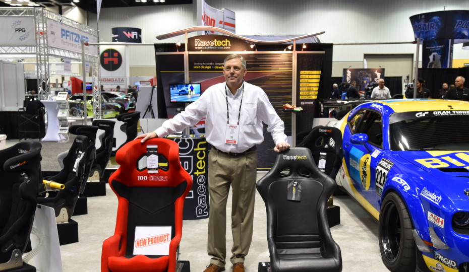 PRI 2018: Racetech Unveils New Seats For Off-Roaders And Road Racers