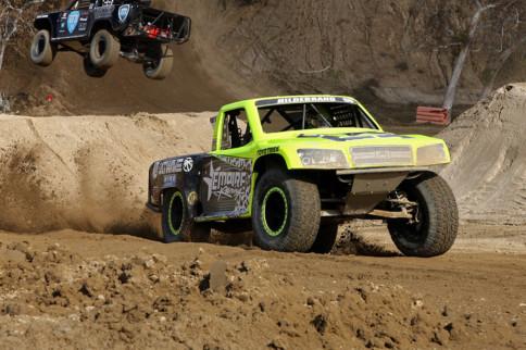Stadium Super Trucks Hit The Dirt Hard At Glen Helen