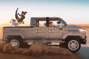 Chevy Creates LEGO Themed Ad for Upcoming LEGO Movie 2