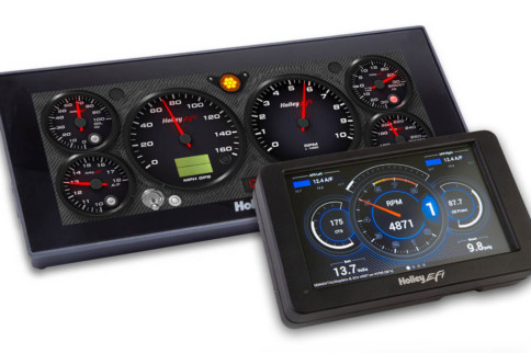 Holley Performance's New 12.3-inch Pro Dash Digital Touchscreen