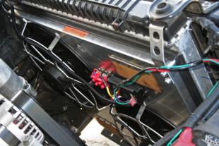 Flex-A-Lite Fans Solve Our 6.0L Power Stroke Cooling Problems