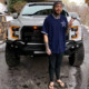 Post Malone Takes Delivery Of His Hennessey VelociRaptor 6X6