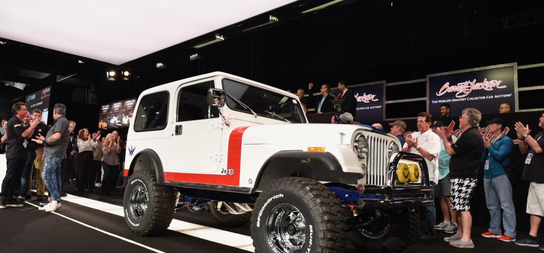 Sinise Foundation Nets $1 3 Million On Gas Monkey Garage Jeep