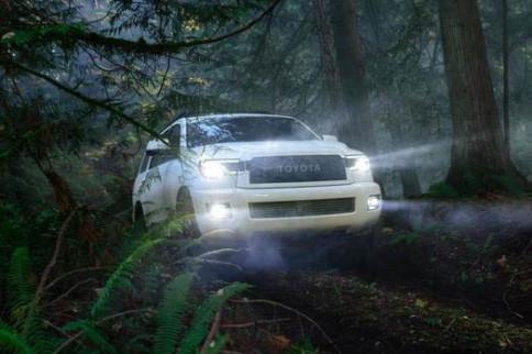 2020 Toyota Sequoia TRD Pro Unveiled At Chicago Auto Show