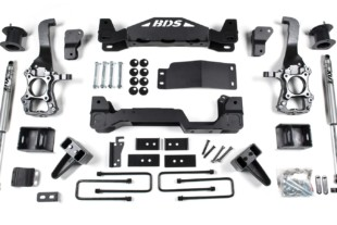 BDS Releases Suspension Systems For The 2019 Ford F-150