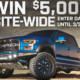 Kick Off Your F-150 Build In 2019 With RAXIOM $5,000 Giveaway