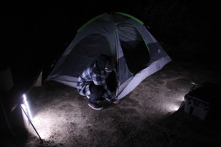 Light Up The Wilderness: Using Mean Mother's LED Camp Light Kit