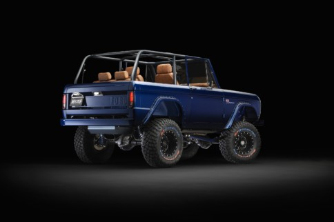 Sorry OJ, NIL8 Is The Most Iconic Ford Bronco Ever Built