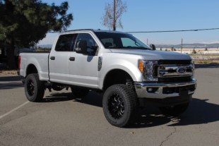 Take It Higher: Installing MaxTrac's Forged Aluminum Lift Kit