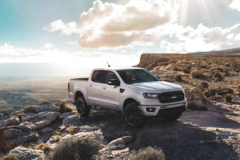 2019 Ford Ranger Bets On Black With Optional Appearance Package