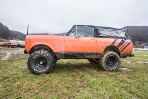 1979 Scout II Runs The Tennessee Gambler 500